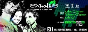Baraba's Band + Buffet servito + Disco / Discoteca EXE Roma
