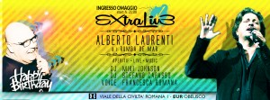EXE Roma - Extralive - 30 ottobre 2014