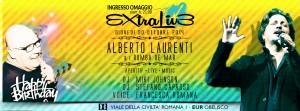 EXE ROMA - Laurenti e Rumba de Mar - giovedì 30.10.14