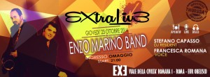 EXE Roma - EXTRALIVE - Enzo Marino Band