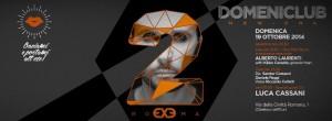 Exe Roma - New Era - Domeniclub - Domenica 19 ottobre 2014