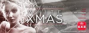EXE Roma - White Xmas - sabato 20 dicembre 2014