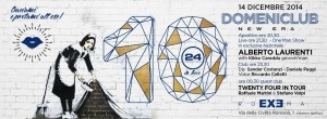 EXE ROMA - Domeniclub