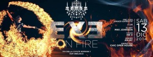 ON FIRE - Exe Roma