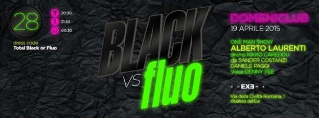 BLACK VS FLUO
