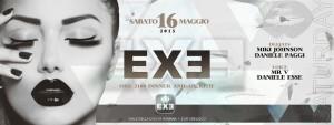 EXE ROMA - COOL - Sabato 16 maggio 2015