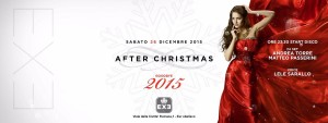 Exe Roma - After Christmas - sabato 26 dicembre 2015