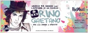 Exe Roma - Tributo a Rino Gaetano - venerdì 22 gennaio 2016