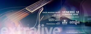 Exe Roma - Enzo Marino Band 'n Disco - venerdì 12 febbraio 2016