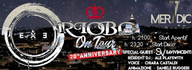 RIOBO' ON TOUR – VIGILIA IMMACOLATA