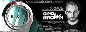 Exe Roma - DINO BROWN dj M2O
