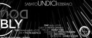 Exe Roma - WONDERFULLY 'n THE RESILIENCE LIVE - sabato 11 febbraio 2017