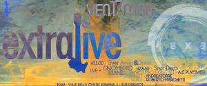 Exe Roma - EXTRALIVE - GNOMETTO BAND 'n DISCO - venerdi 17 marzo 2017