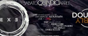 Exe Roma - FUN KIT LIVE 'N SATURDAY DISCO NIGHT - sabato 15 aprile 2017