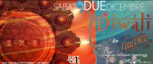 Exe Roma - FORLENZO live + DIWALI - FESTA DELLA LUCE - Just The One - sabato 2 dicembre 2017