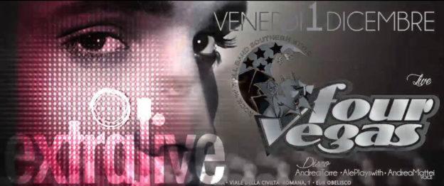 FOUR VEGAS LIVE 'n DISCO – EXTRALIVE