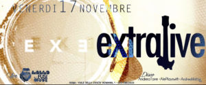 Exe Roma - LALLO E I FUSI ORARI LIVE 'n DISCO - EXTRALIVE - venerdi 17 novembre 2017