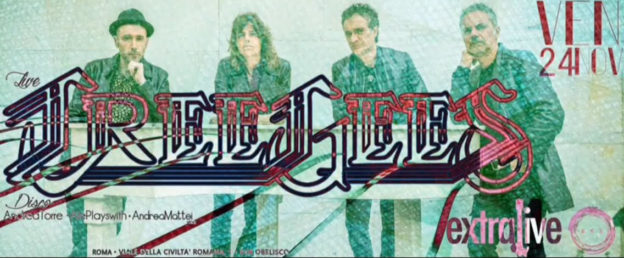 TREE GEES LIVE 'n DISCO – EXTRALIVE