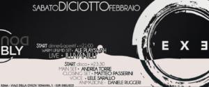 Exe Roma- ILLI VANILLI SHOW - sabato 18 febbraio 2017