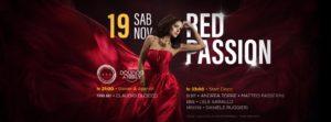 Exe Roma - RED PASSION - sabato 19 novembre 2016