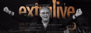Exe Roma - EXTRALIVE - CALIFANO TRIBUTE 'n DISCO - venerdì 4 novembre 2016
