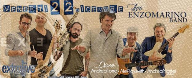 ENZO MARINO BAND 'n DISCO – EXTRALIVE