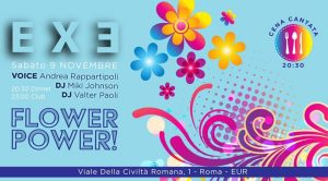Exe Roma - Flower Power Party