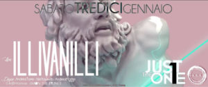 Exe Roma - ARTISTIC NIGHT ft. ILLI VANILLI Live - Just The One - sabato 13 gennaio 2018