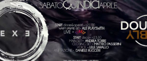 Exe Roma - FUN KIT LIVE 'N SATURDAY DISCO NIGHT - sabato 15 aprile 2017