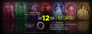 Exe Roma - I 7 VIZI CAPITALI - sabato 12 novembre 2016