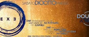 Exe Roma - ILLI VANILLI LIVE 'N DISCO NIGHT - sabato 18 marzo 2017