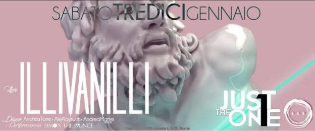 ARTISTIC NIGHT ft. ILLI VANILLI Live – Just The One
